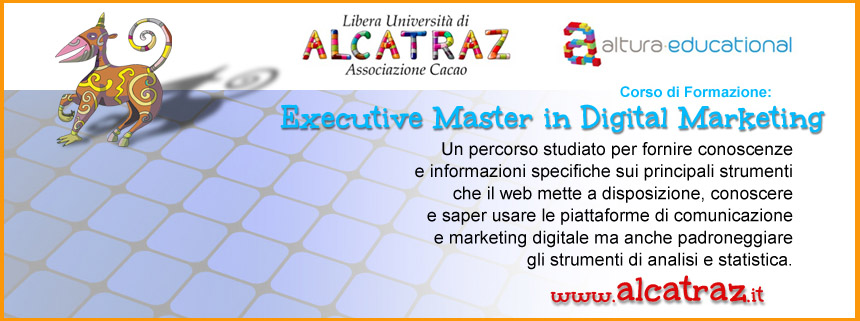 Corso di Formazione: Executive Master in Digital Marketing