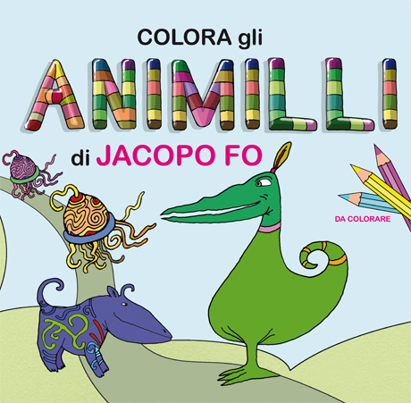 Animilli da colorare
